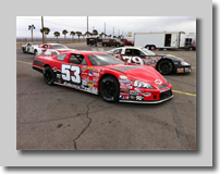 Cole Cabrera K&N Pro Series car